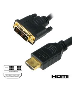 HDMI-DVI DIGITAL VIDEO CABLE